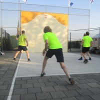 Opzet dorpencompetitie Wallball