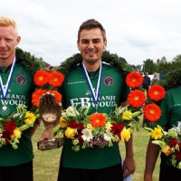Trio Kingma wint in St Jacob