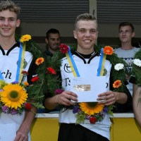Finalisten junioren competitie bekend